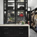 Ardmillan_Display Cabinet Walk In Robe