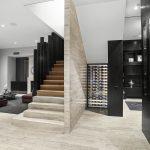 Ardmillan_Stair wine storage